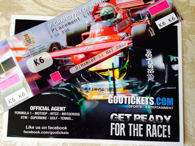 Monaco Tickets