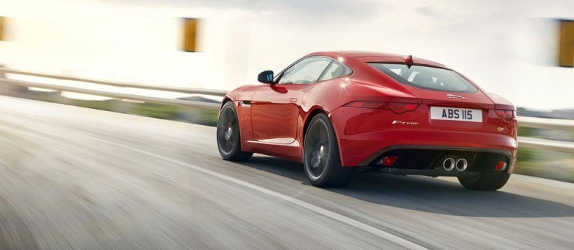 Jaguar F- Type Coupé